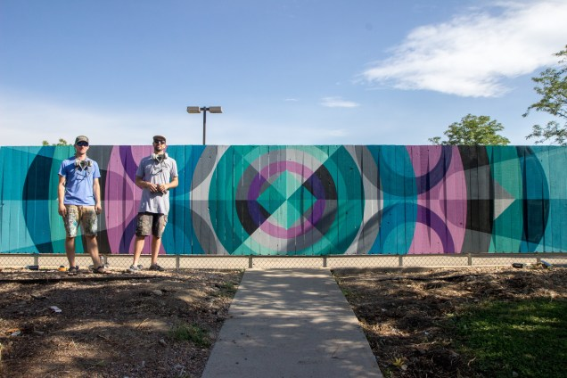 Mural by Jason Graves, Photo Credit: Lauren Click, Office of Arts + Culture