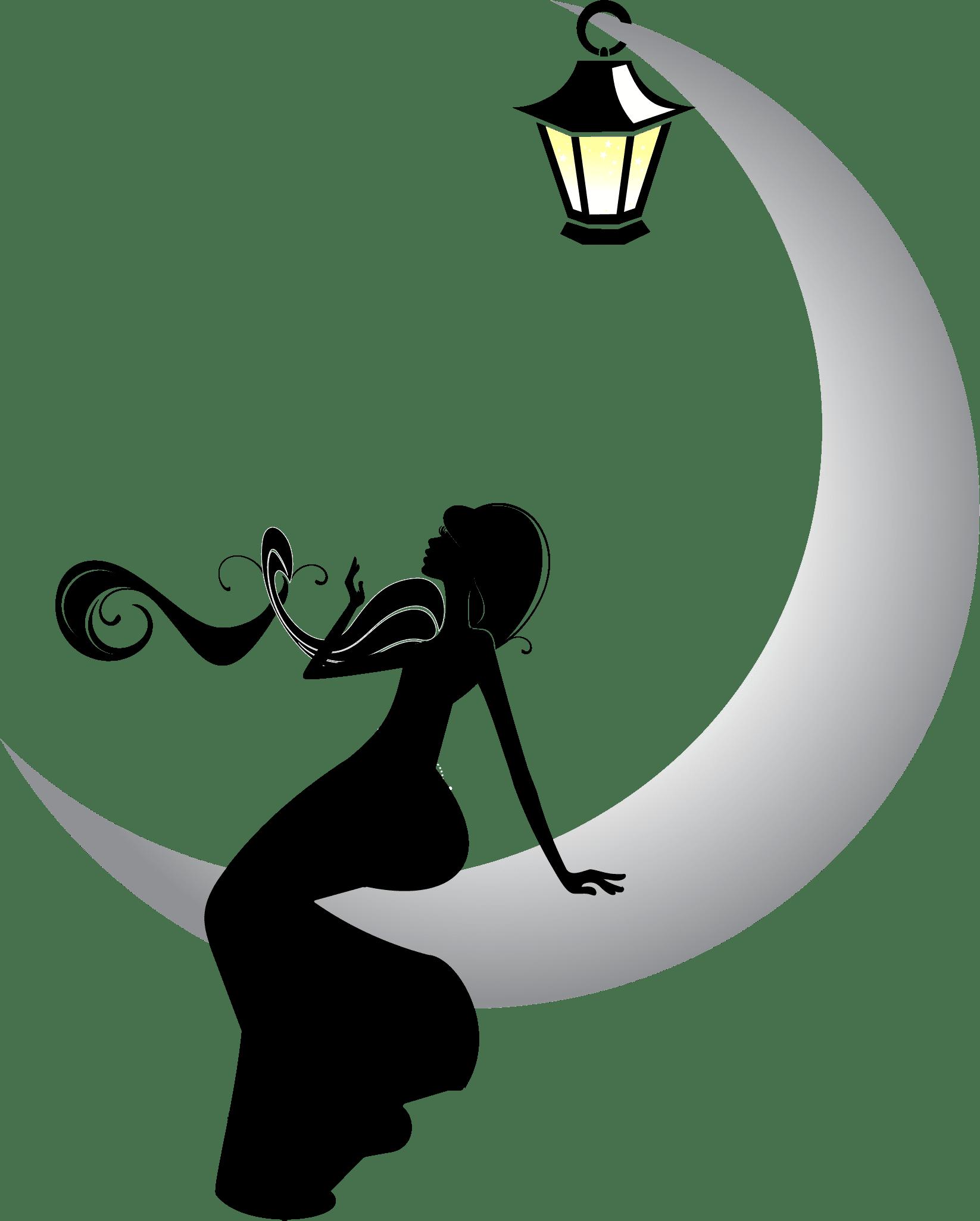WWLTC Woman on Moon