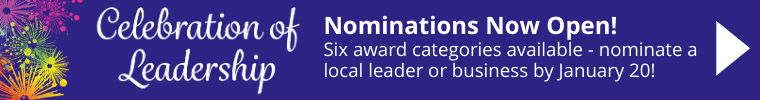 Celebration of Leadership 2021 Nominations