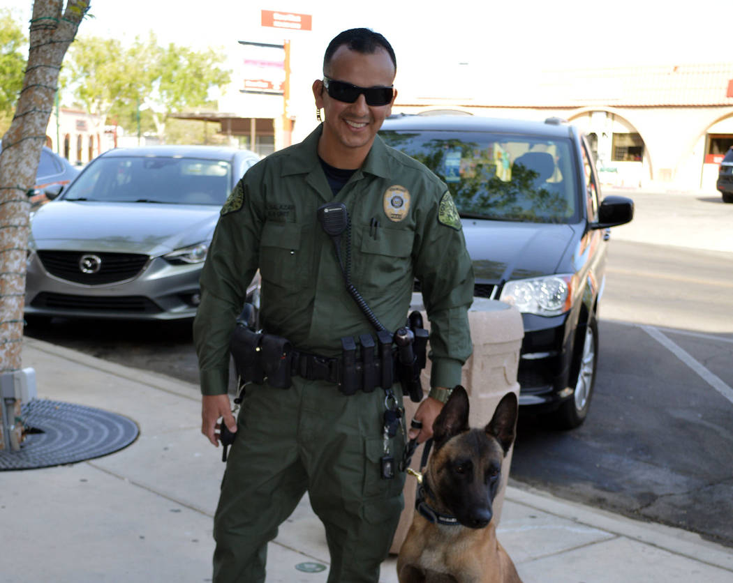 doggone good job officer
