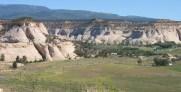 Overlooking Boulder Town from Highway 12.