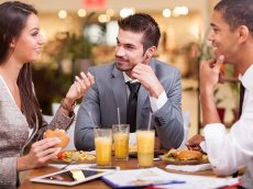 What Makes a Great Business Lunch