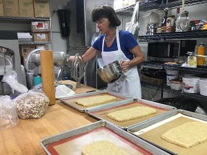 The Art of Dessert with Chef Kirsten - Making Biscotti