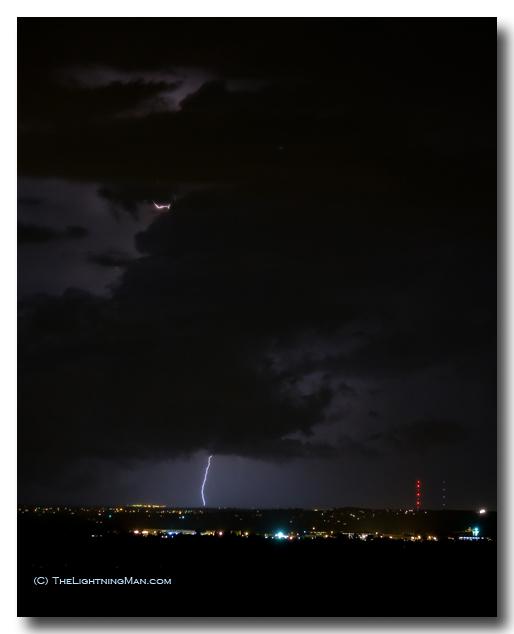 East Boulder County Lightning Storm 07.20.09