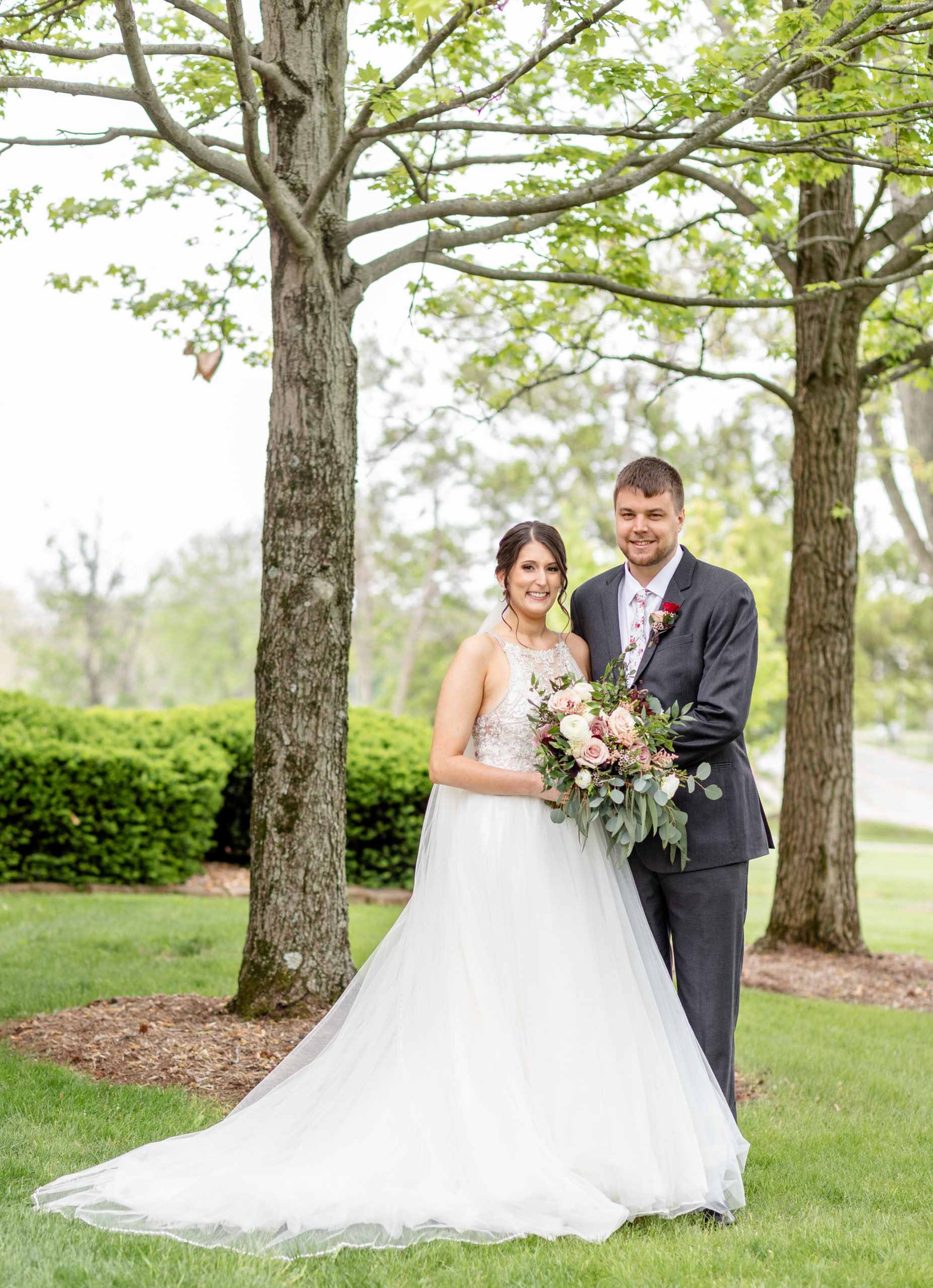 southern illinois photographer, bride and groom,