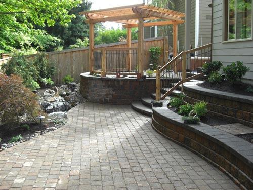 paver patios paver patio design