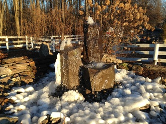 Basalt Water Fountains  Boulder Fountain