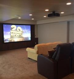 basement projection theater [ 1067 x 800 Pixel ]