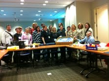 Matan Institute photo of participants