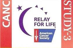 Cancer Prevention Study Sticker