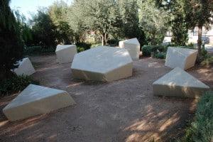 Holocaust Memorial- Athens