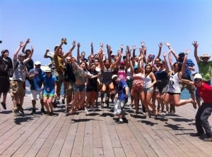 Birthright Yaffo 2013_2