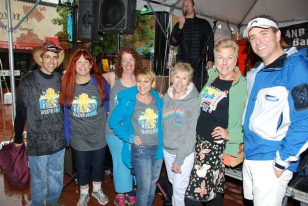 The 2014 Boulder Jewish Festival Committee