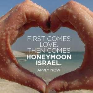 honeymoon israel