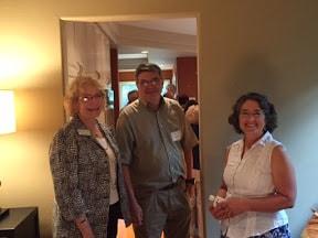 Janet Sherman, Bernard Amadei, Beth Ornstein
