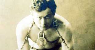 Harry Houdini Comes to Baltimore Jewish Museum