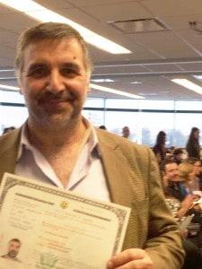 Rav Marc w citizenship