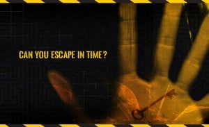 Escape Room haunted