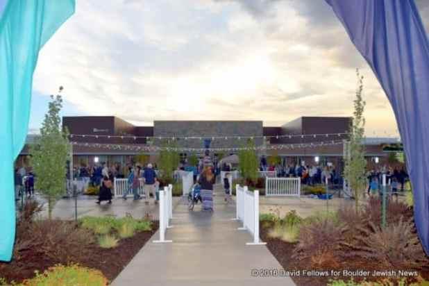 The new Boulder Jewish Community Center