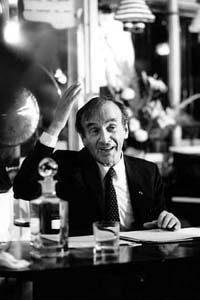 WIESEL, Elie,1987, Ecrivain, Prix Nobel (F/USA) © ERLING MANDELMANN ©