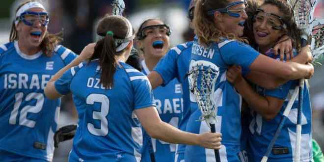 Israel Women's Lacrosse Wraps Up World Cup with 17-13 Loss to Scotland