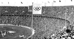 When the Nazis Hosted the Olympics