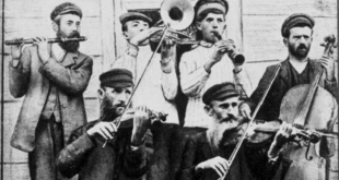 Klezmer Rose From The Ashes Of The Holocaust To Symbolize Jewish Resilience