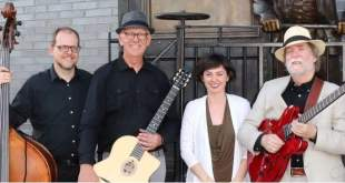 Klezmania Adds a Musical Multicultural Kick: Gypsy Music