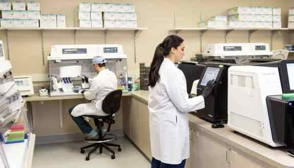 CCRM Opens Hereditary Cancer and Disease Prevention Lab