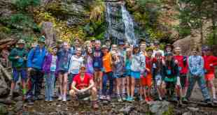 Adventure A hike with Adventure Judaism's Bar and Bat Mitzvah Class