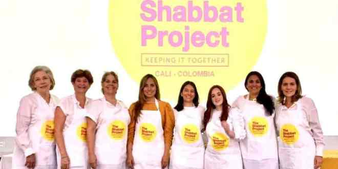 Largest Shabbat Project Yet Sees Jews In 1,685 Cities Unite Around Shabbat
