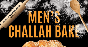 First In Colorado – Men's Mega Challah Bake