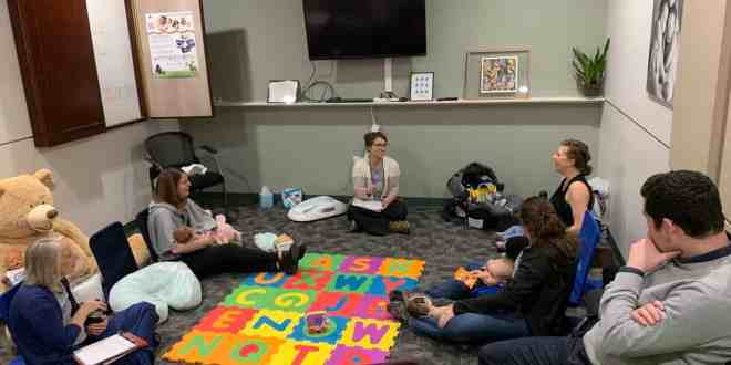 Mothers' Milk Bank Opens Baby Café at Staenberg-Loup Jewish Community Center