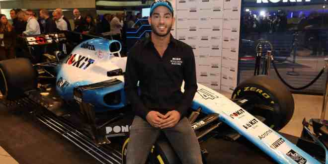 Roy Nissany Becomes Israel's First Formula One Driver
