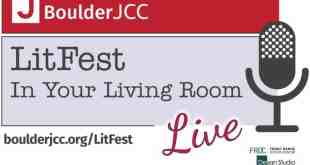 Boulder JCC LitFest is A-MAY-zing