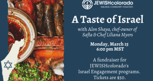 Get A Taste of Israel with Chefs Alon Shaya and Liliana Myers of Safta