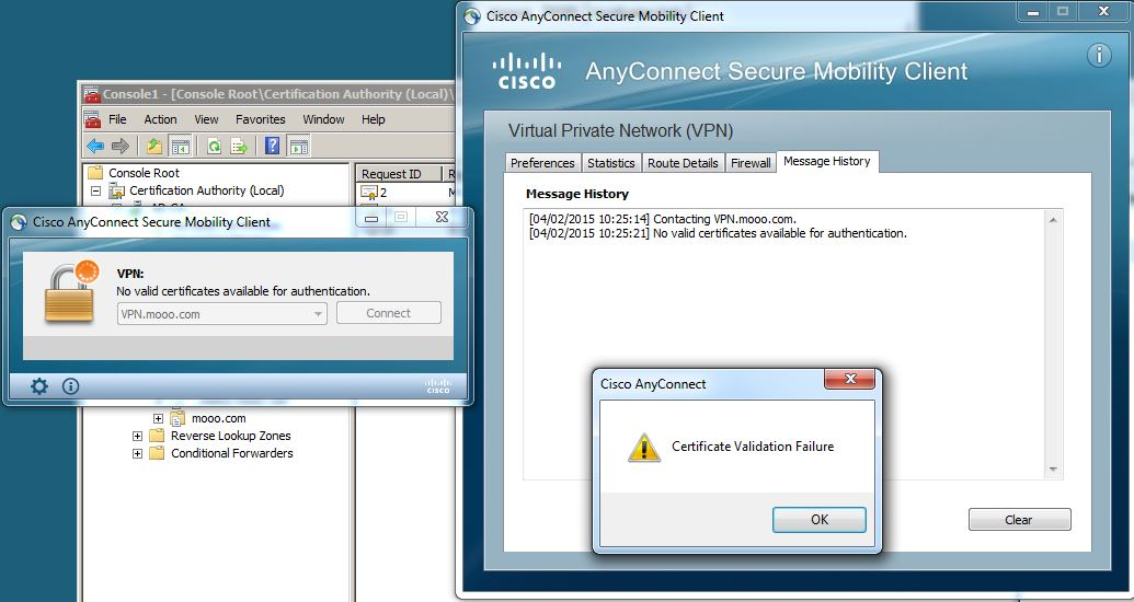 Cisco Anyconnect Secure Mobility Client Install Error - boulderkeen