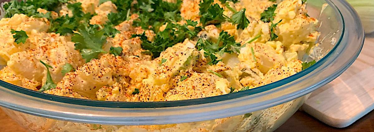 Organic Dairy Free Potato Salad