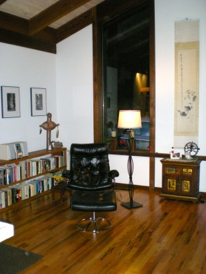 Living room/reading area