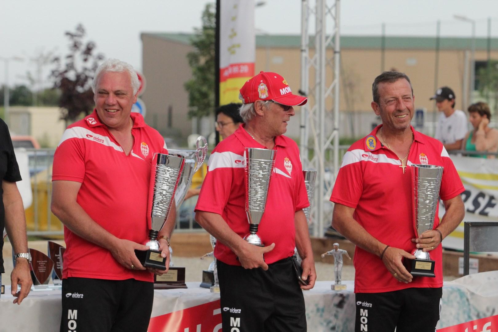 Equipe finaliste, National 2018