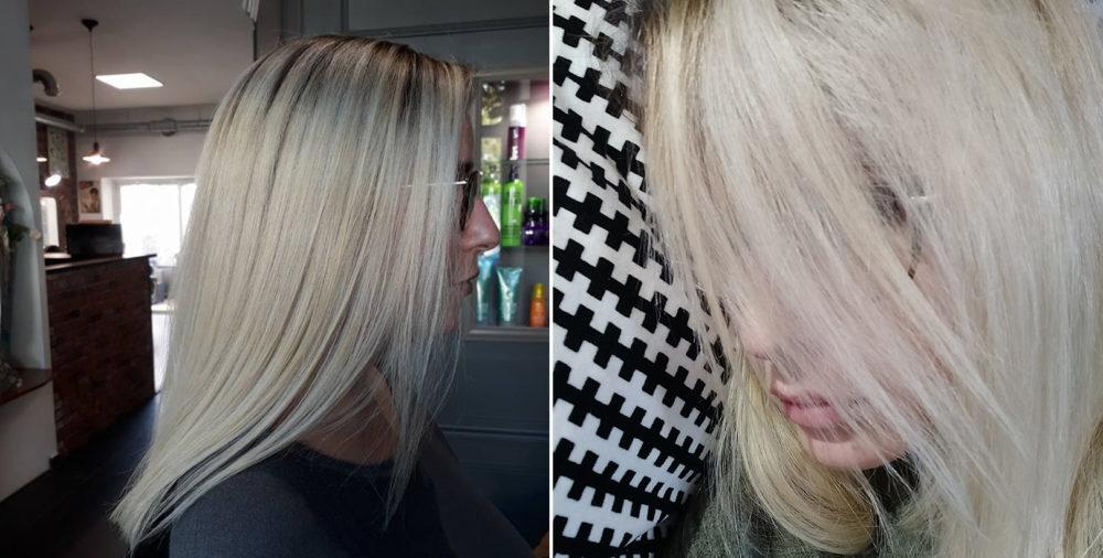 Devenir blonde, décoloration cheveux