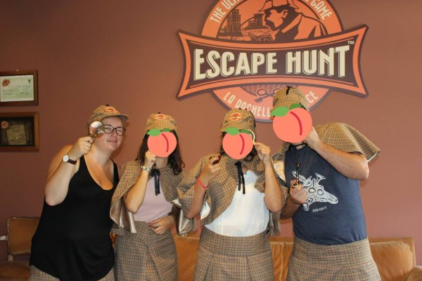 Escape Game La Rochelle