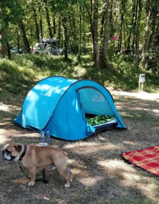la parenthèse camping