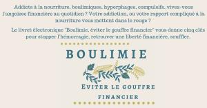 bouledevie.com, boule de vie, boulimie, anorexie, TCA, troubles alimentaires, liberté financière, indépendance financière