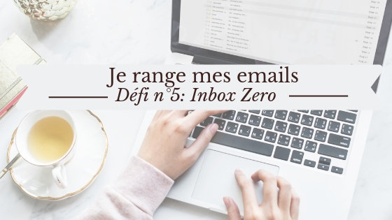 inbox zero je range mes emails
