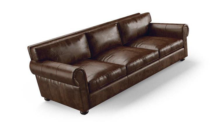urban sofa gallery 96 robertson leather boulevard living oliver sofa4