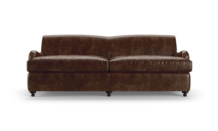 urban sofa gallery nook hermon and centinela leather sleeper boulevard living