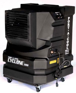 Cyclone 3000  Boulevard Supply  Crowd Control and
