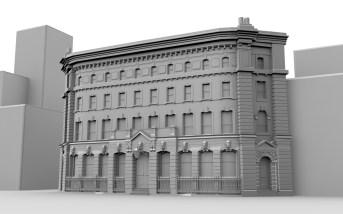 Immeuble haussmann occlusion