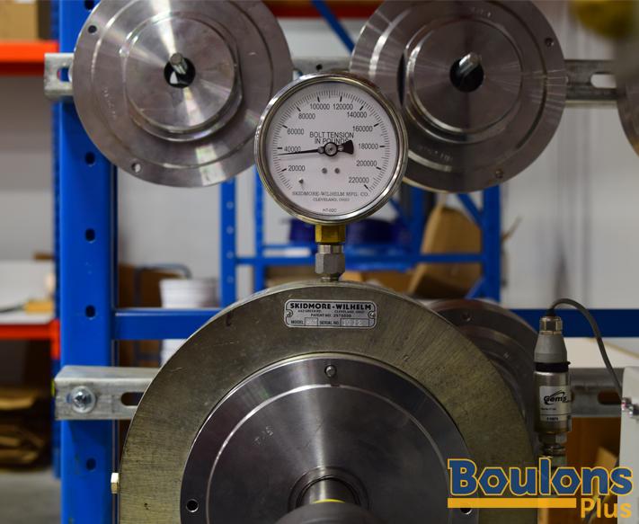 Skidmore HT-4000 gauge
